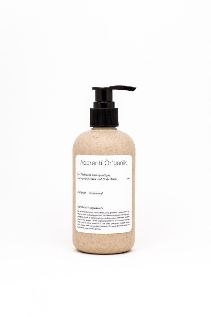 CedarWood Hand and Body Wash by Apprenti Ôr'ganik ($26)