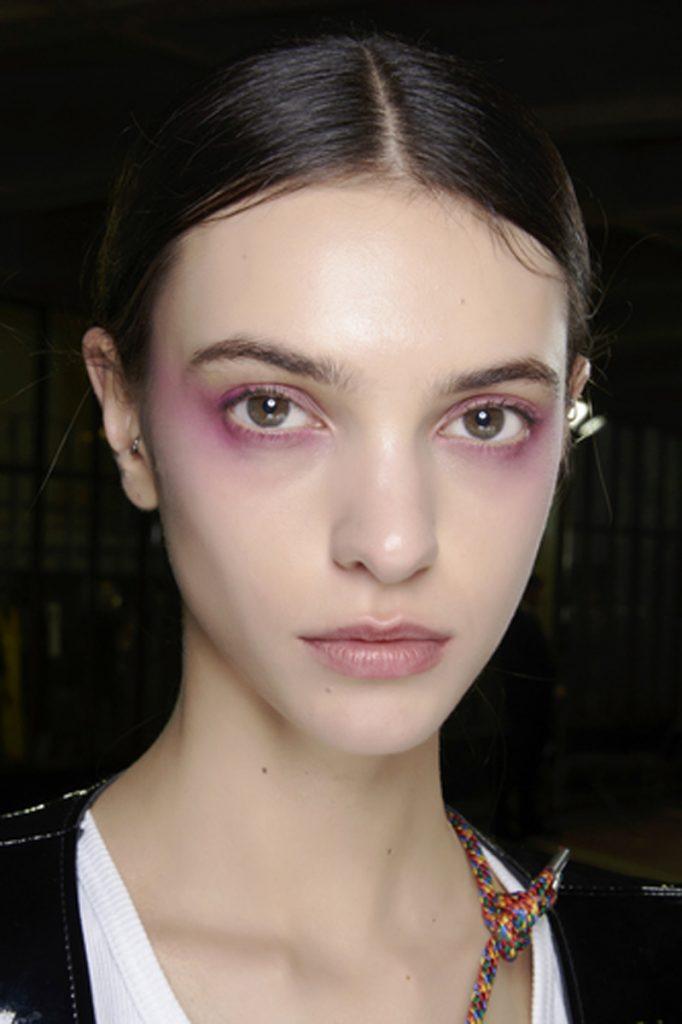 SS21 Makeup Trend: Eye On Colour (Blumarine)