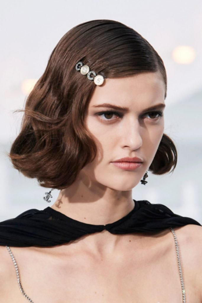 SS21 Hair Trend: Detail Oriented (Chanel)