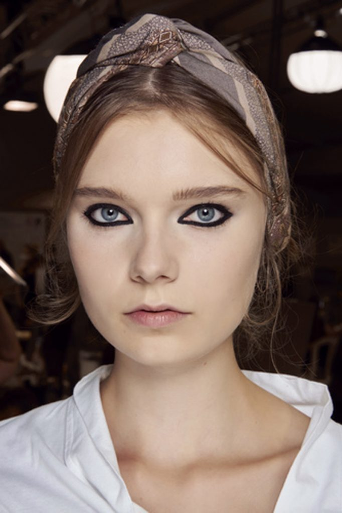 SS21 Makeup Trend: Full Focus (Dior)