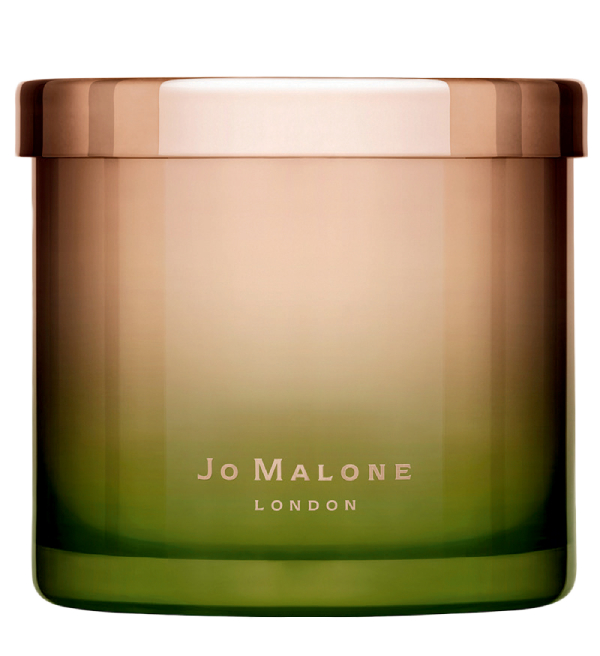 English Pear & Fresia and Lime Basil & Mandarin Fragrance Layered Candle from Jo Malone London