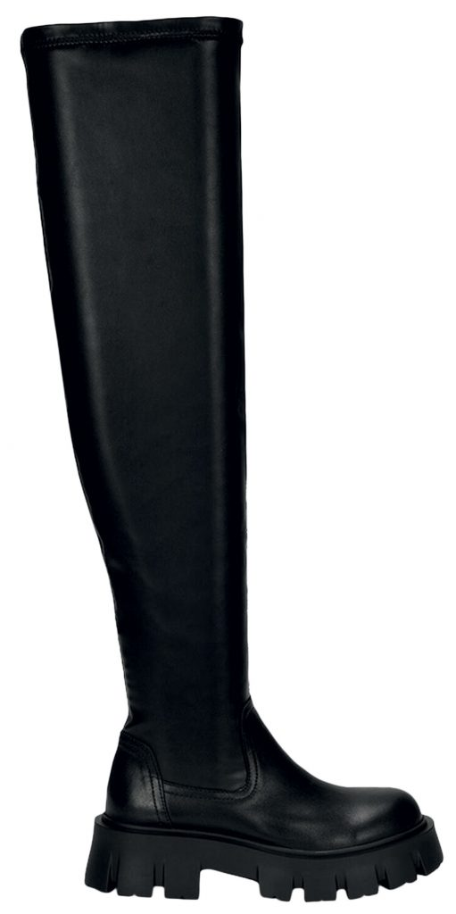 Faux leather boots from B2