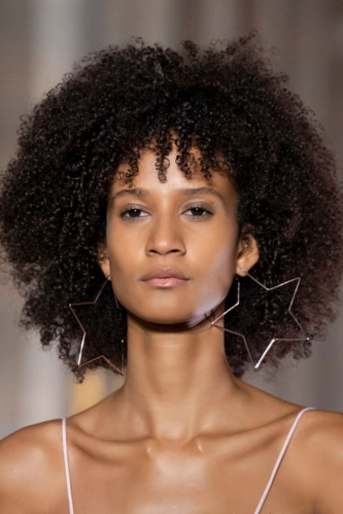 SS21 Hair Trend: Casual Curls (Isabel Marant)