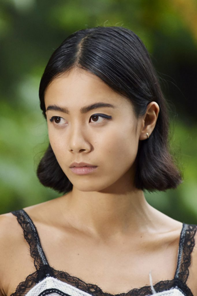 SS21 Hair Trend: Hip To Be Square (Koche)