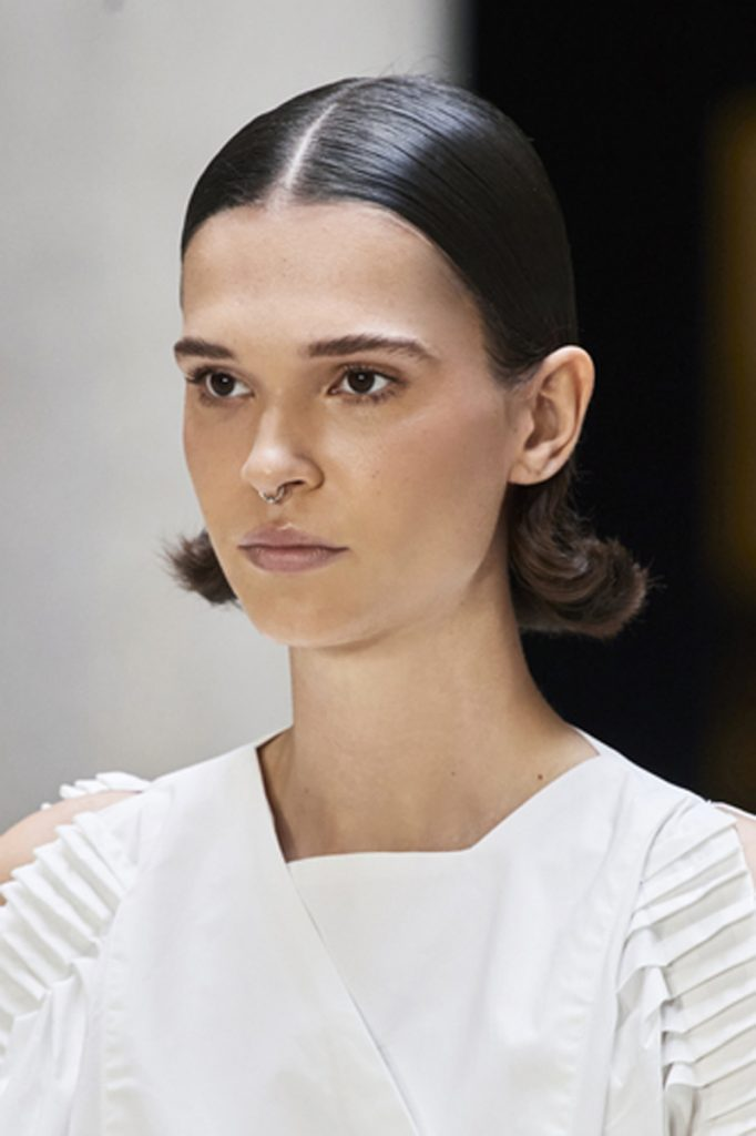 SS21 Hair Trend: Hip To Be Square (Mario Dice)