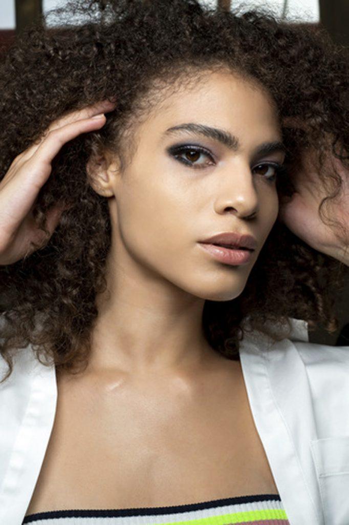 SS21 Makeup Trend: Full Focus (Mark Fast)
