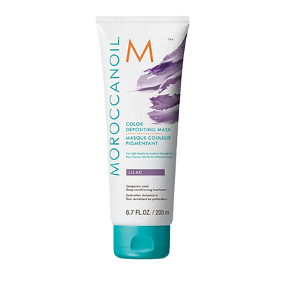Moroccanoil Color Depositing Mask in Lilac