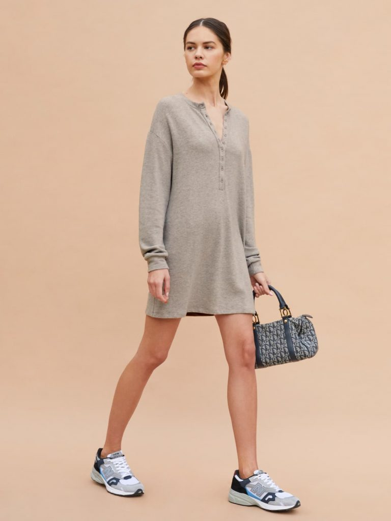 ELLE TOP: 10 Long-Sleeve Dresses We're Loving This Spring