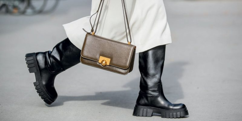 Sole Statement : The Chunky Boots