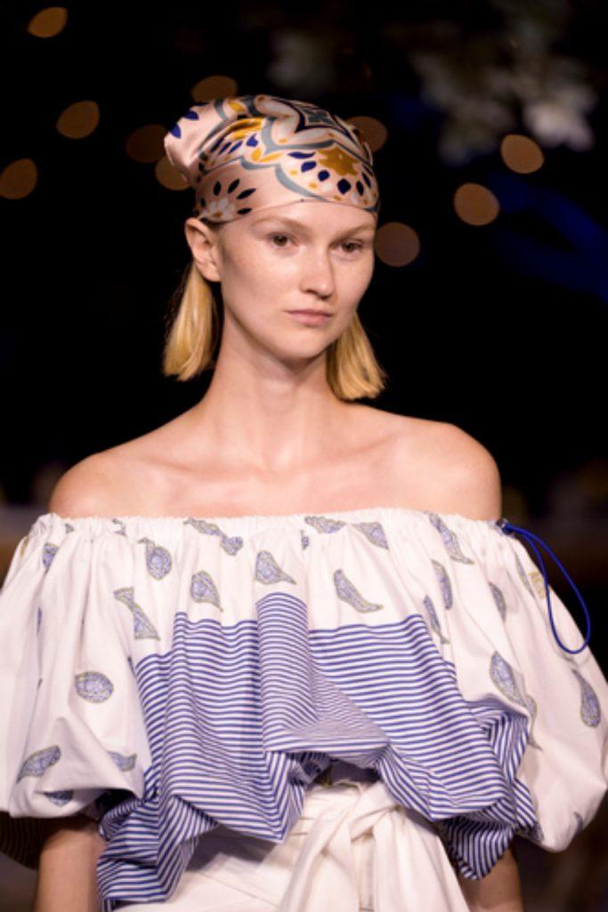 SS21 Hair Trend: Detail Oriented (Silvia Tcherassi)