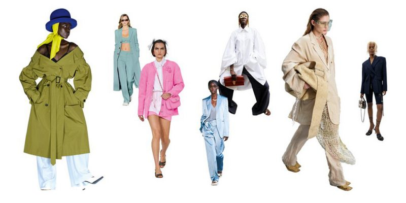 A Spring 2021 Fashion Trend to Watch Out for: Reinvented Classics
