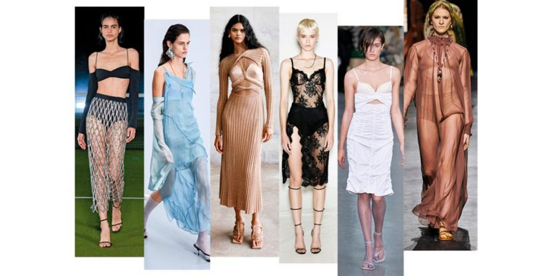 A Spring 2021 Fashion Trend to Watch Out for: Barely There