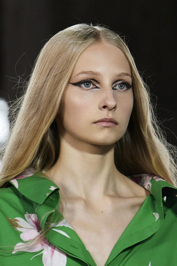 SS21 Makeup Trend: Full Focus (Valentino)