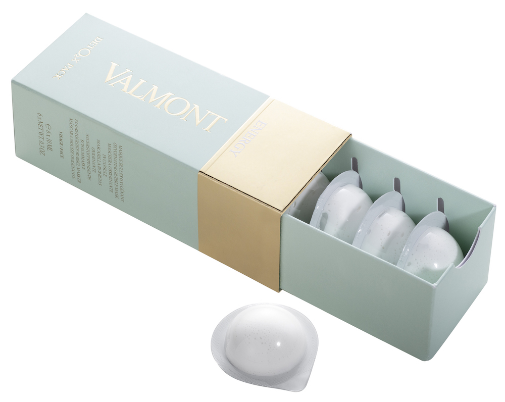 Deto2x Pack Oxygenating Mask by Valmont