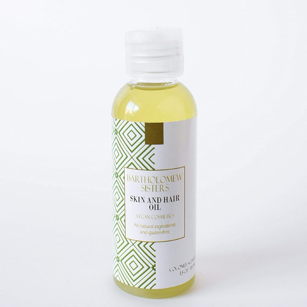 Bartholomew Sisters Skin and Hair Oil
