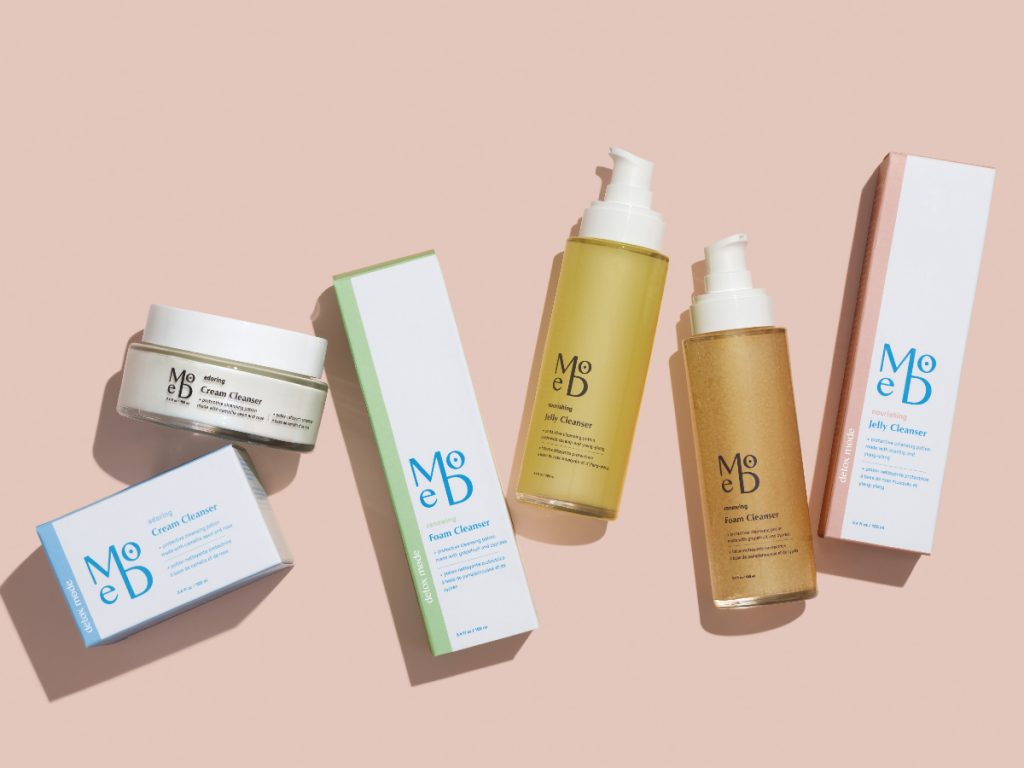 Detox Mode Cleansers