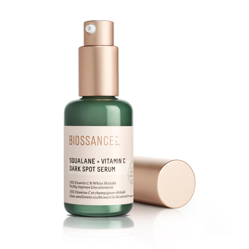 Biossance Squalane + 10% Vitamin C Dark Spot Serum