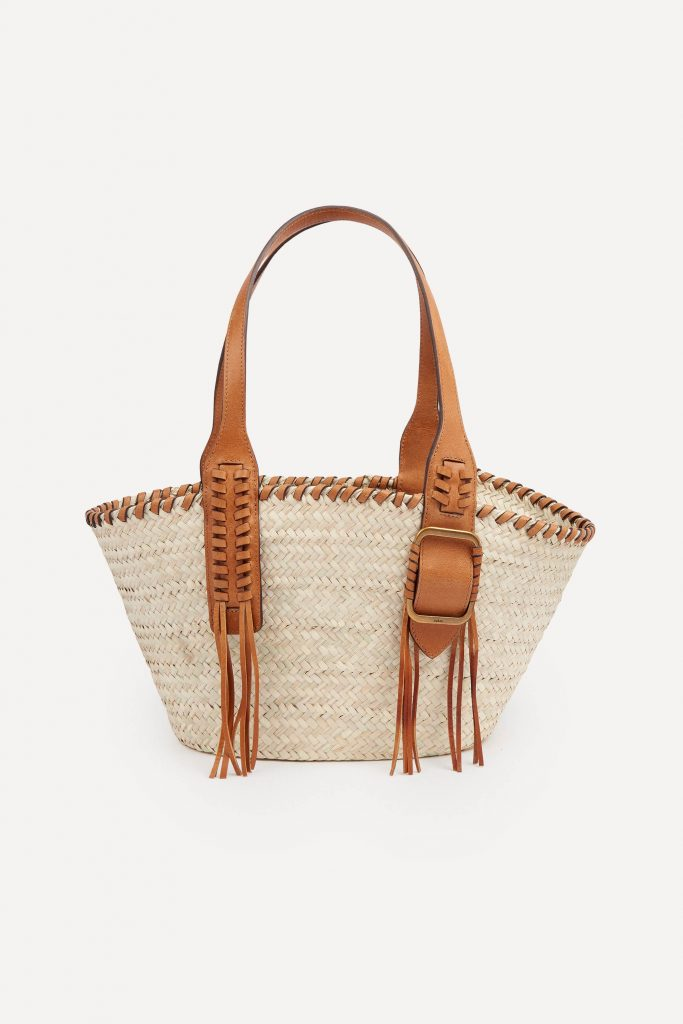ELLE TOP: The Top 10 Straw Bags for Summer 2021