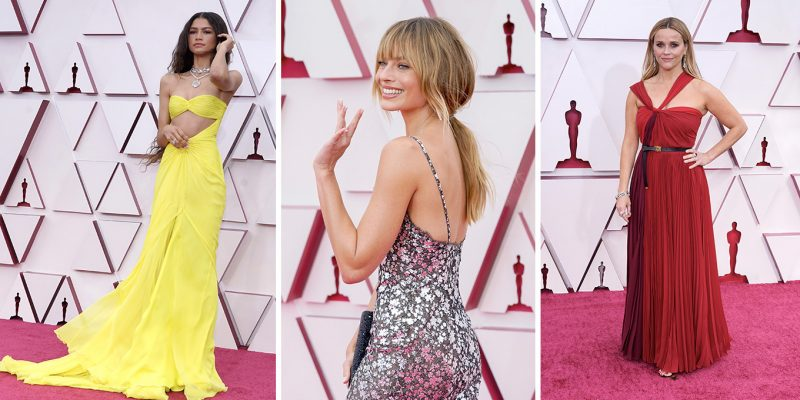 Best Dressed Academy Awards