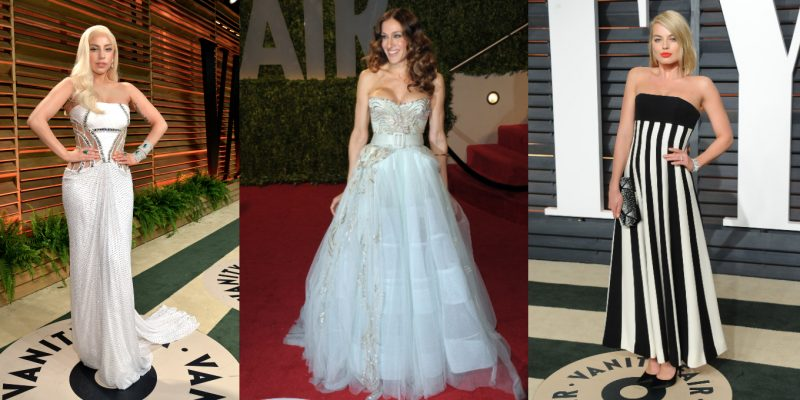 Best Celebrity Oscars After-Party Looks