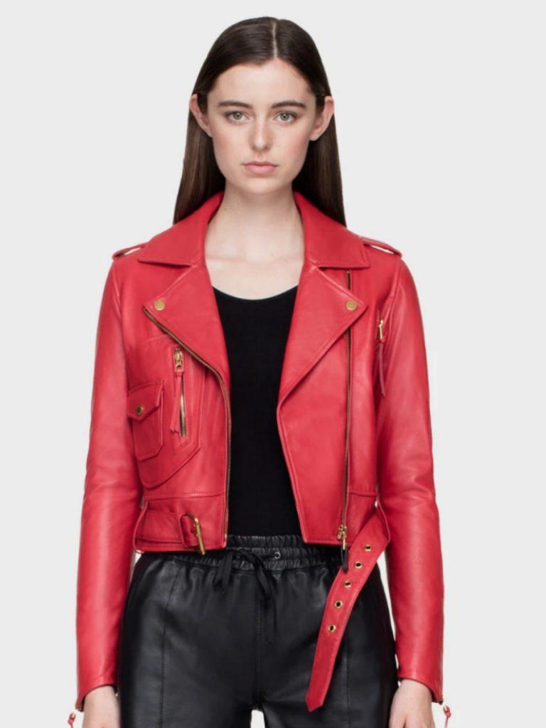 Leather Jacket, Rudsak