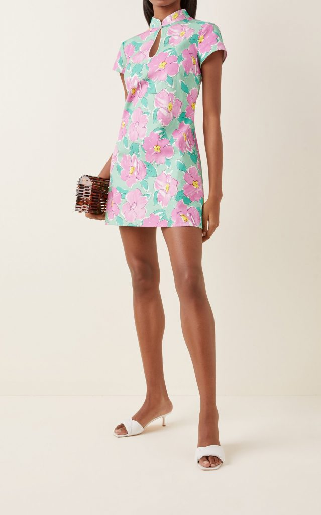 ELLE TOP: 10 Floral Dresses for Every Occasion