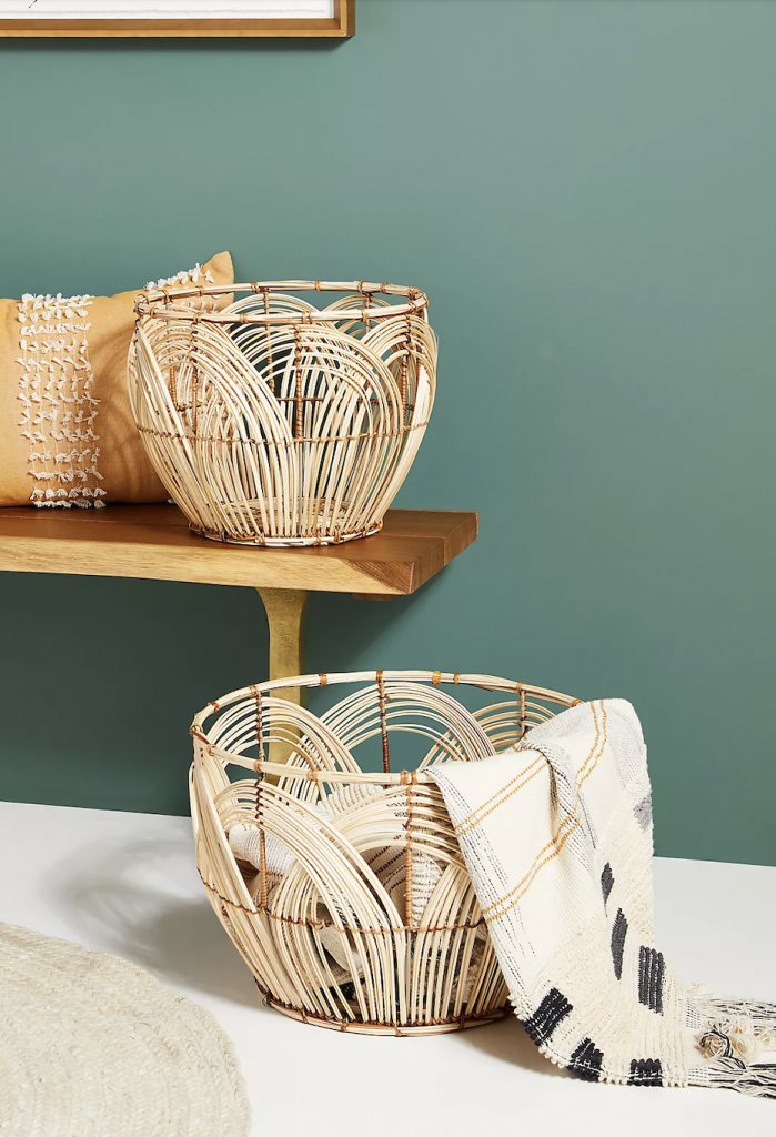ELLE TOP: 6 of the Most Trendy Rattan Decor Pieces