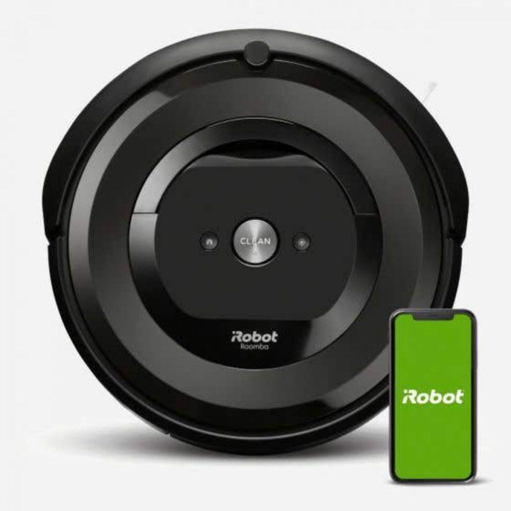 iRobot Wi-Fi-Connected Robot Vacuum