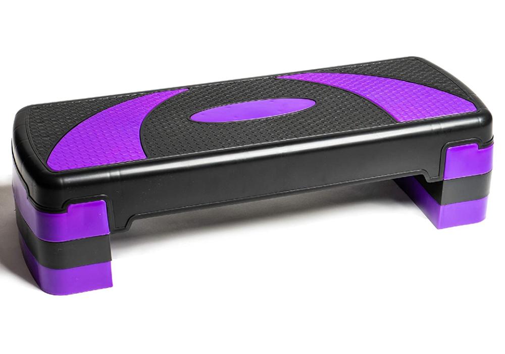 Adjustable Aerobic Stepper, PRISP
