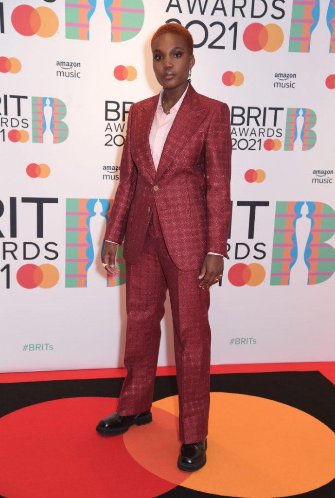Arlo Parks Brit Awards 2021