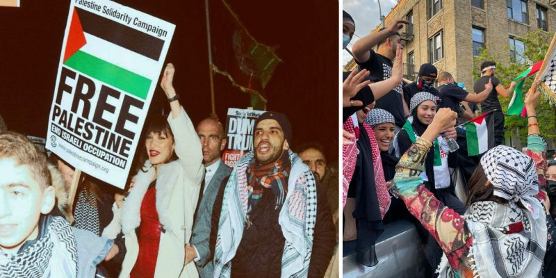 Bella Hadid stands with Palestine