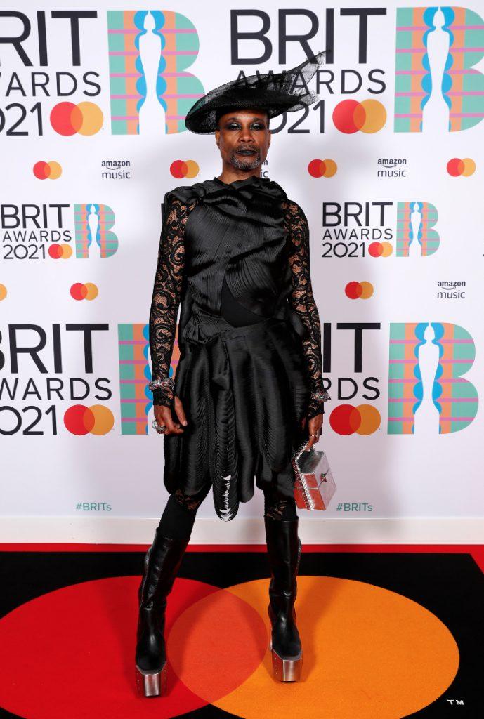 Billy Porter Brit Awards 2021