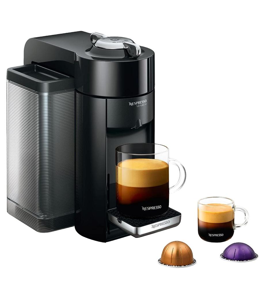 Black Capsule Machine, Nespresso