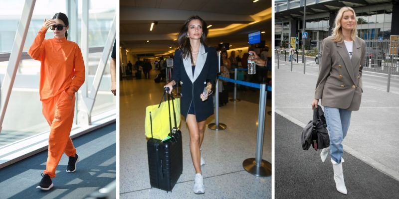 Celebrity Airport Outfits
