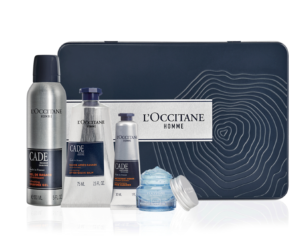 Grooming Collection, L'Occitane