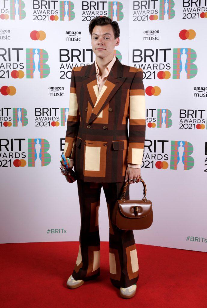 Harry Styles Brit Awards 2021