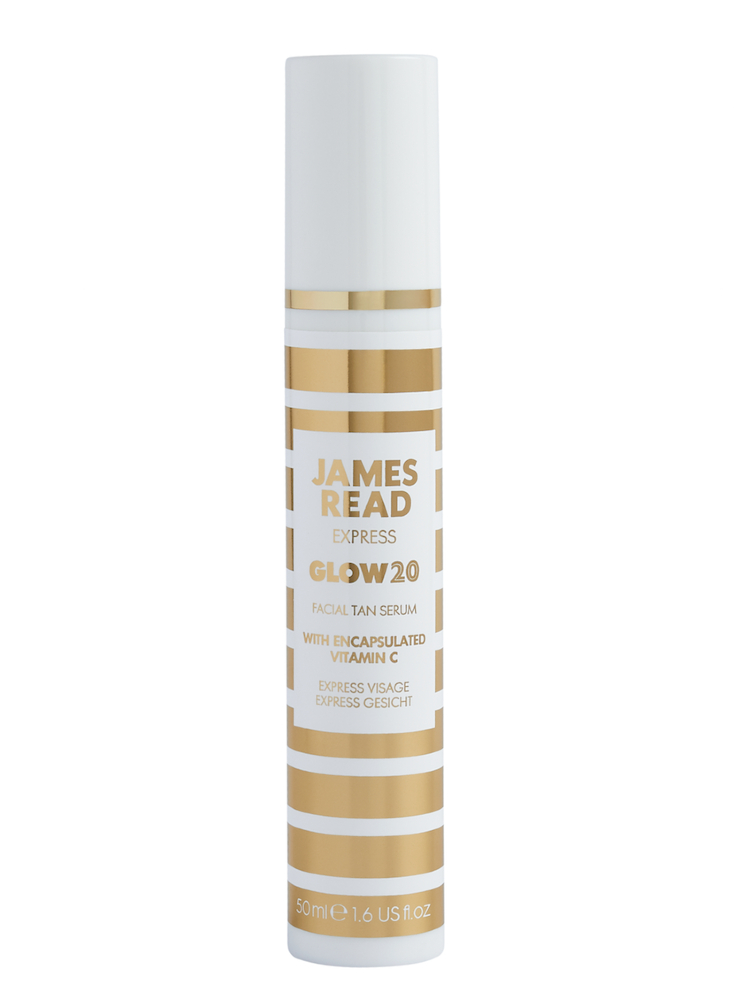 James Read Glow20 Facial Tanning Serum