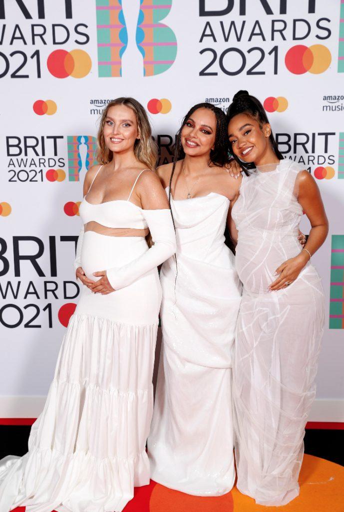 Little Mix Brit Awards 2021