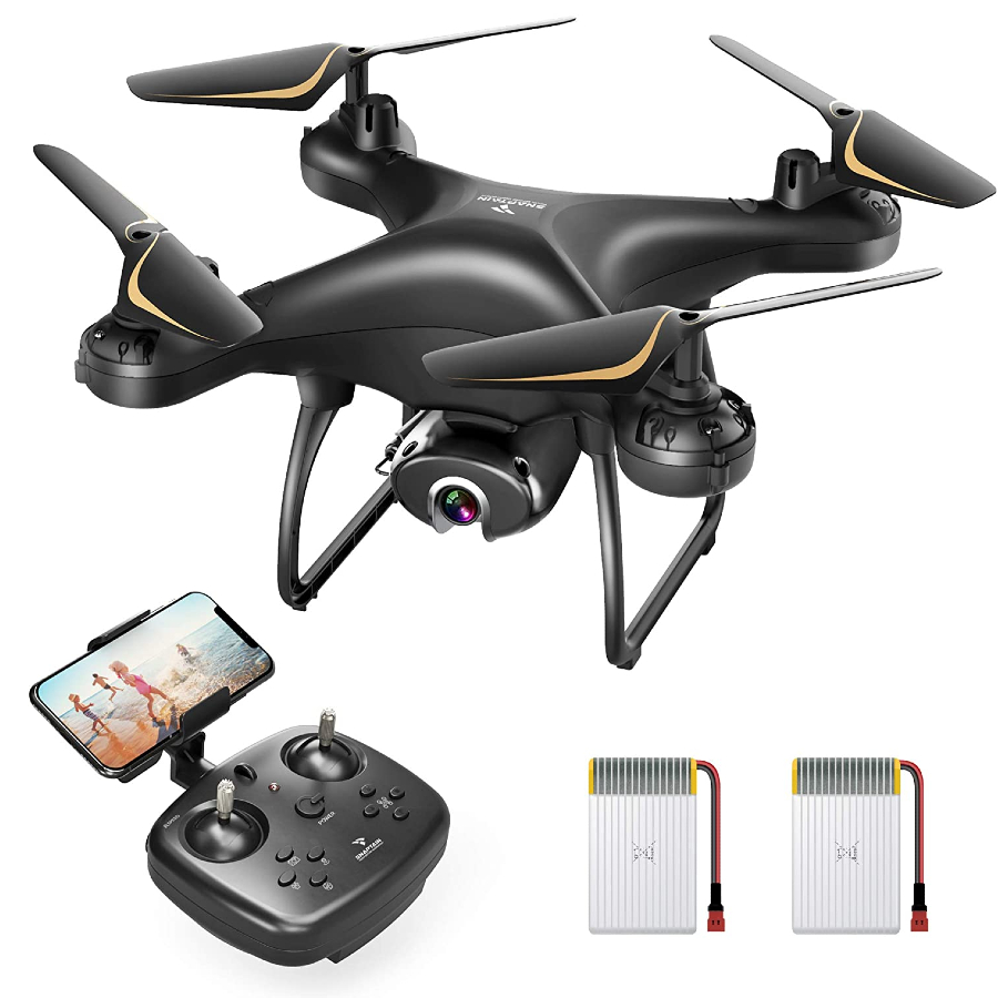 Live Video Drone, SNAPTAIN
