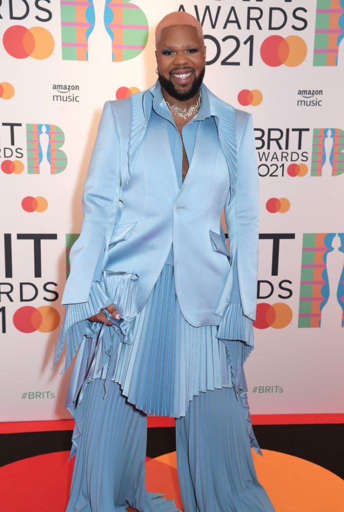 MNEK Brit Awards 2021