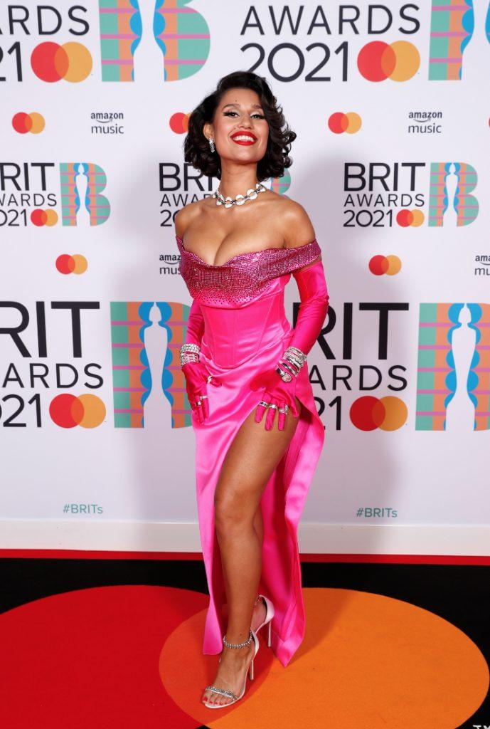 Raye Brit Awards 2021