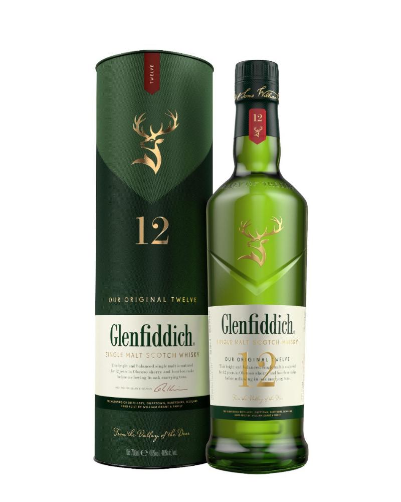 Single Malt Scotch Whisky, Glenfiddich
