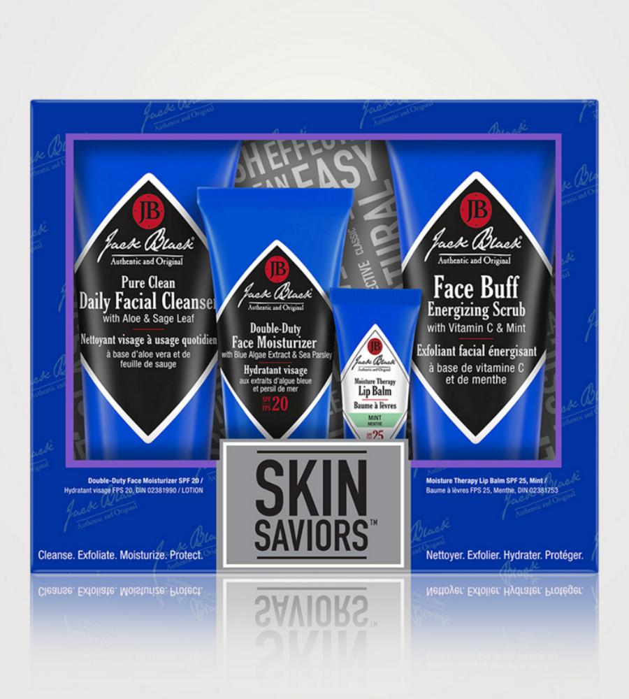 Skin Saviors Set, Jack Black