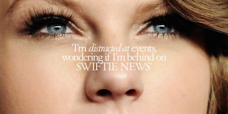 Taylor Swift fan account