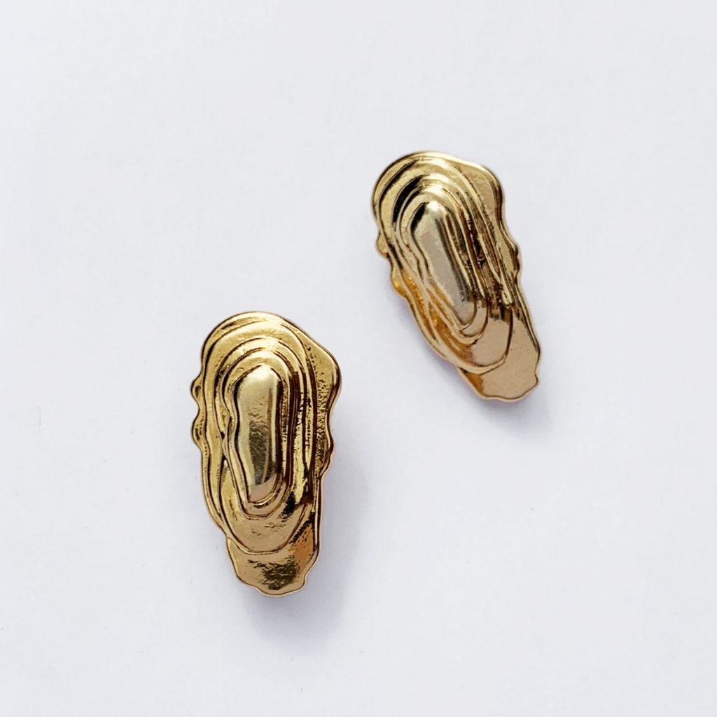 Andrew Coimbra Oyster Studs