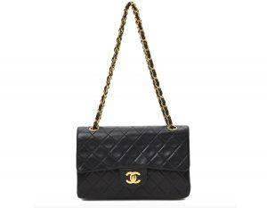 Chanel double-flap bag