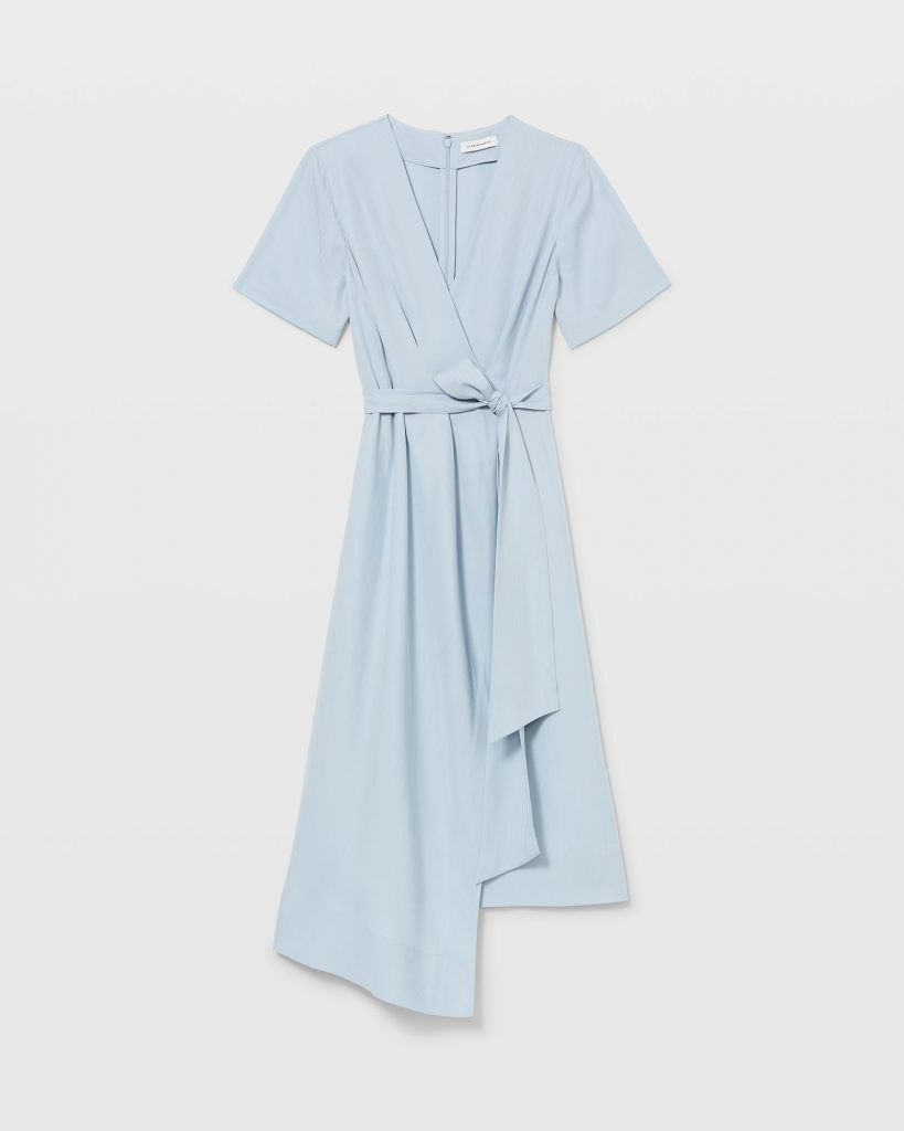 ELLE TOP: 7 Wrap Dresses to Add to Your Summer Wardrobe