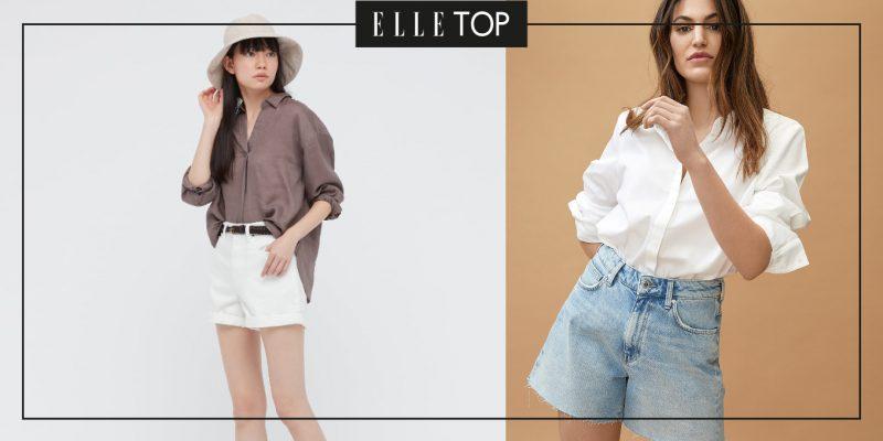 ELLE-top-trendy-denim-shorts-for-summer-2021