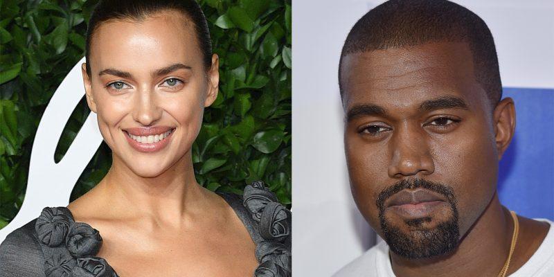 Irina-Shayk-and-Kanye-West