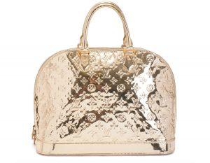 Louis Vuitton Monogram Miroir Alma GM